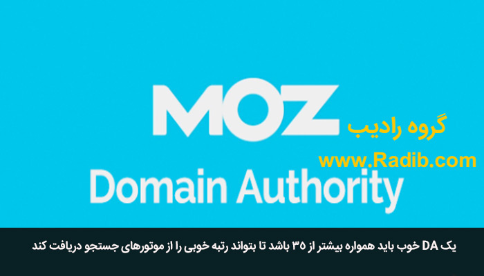 اعتبار دامنه یا Domain Authority